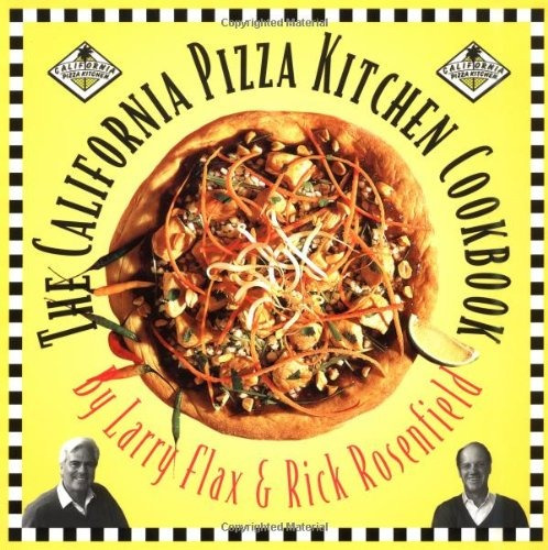 Libro De Cocina De California Pizza Kitchen - $ 1,106.77 en Mercado ...