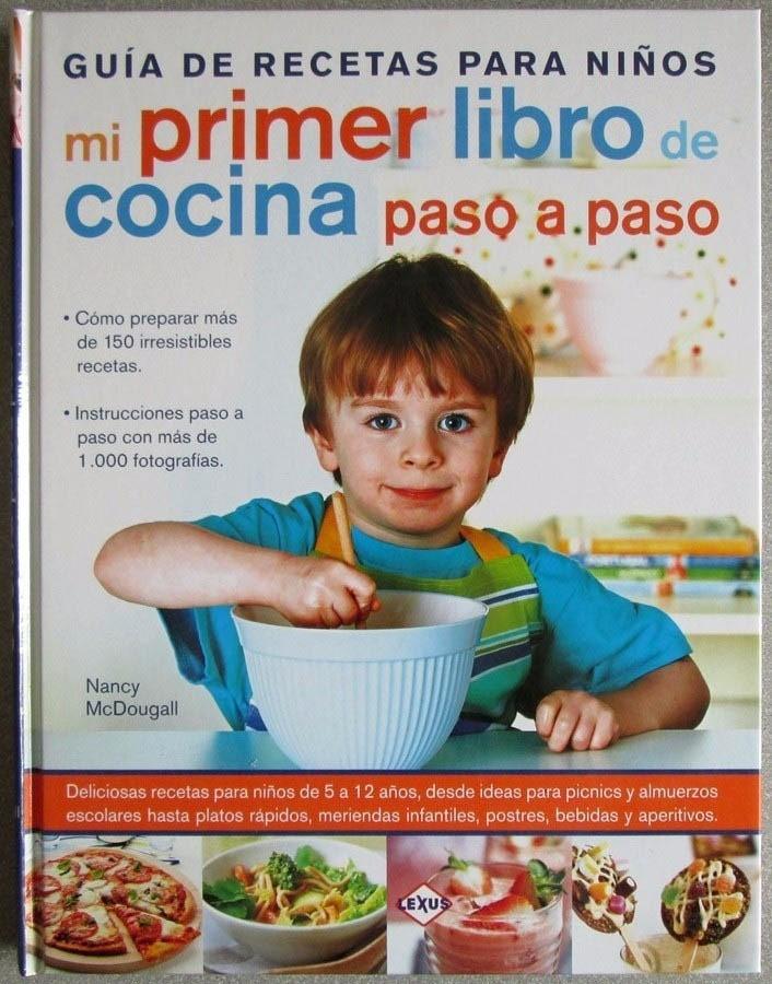 libro de cocina para ni os cocina para ni os preparar On libro cocina para niños