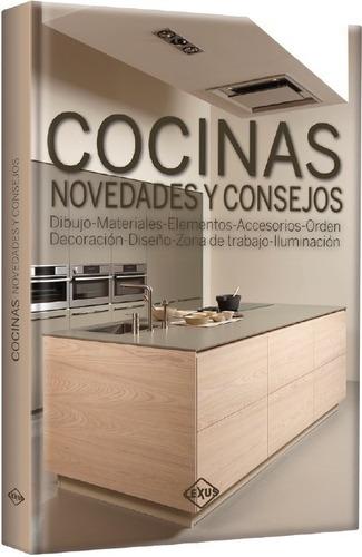 libro de cocinas novedades y consejos decoracion iluminacion