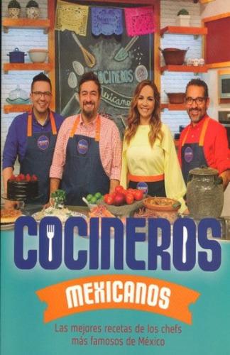 libro de cocineros mexicanos nuevo recetas