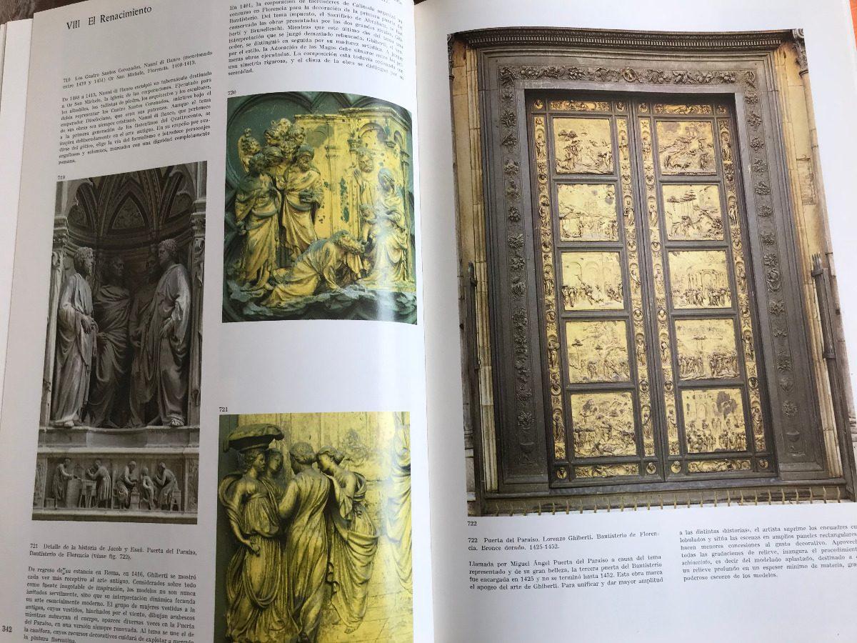 Libro De Coleccion Historia De La Escultura Mundial - Bs. 700,00 en ...