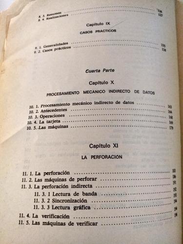 libro de computacion procesamiento de datos x ernesto santo