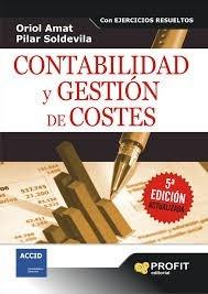 libro de contabilidad y gestion de costos