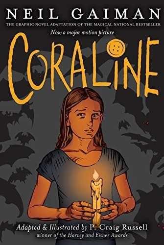 libro de coraline - nuevo