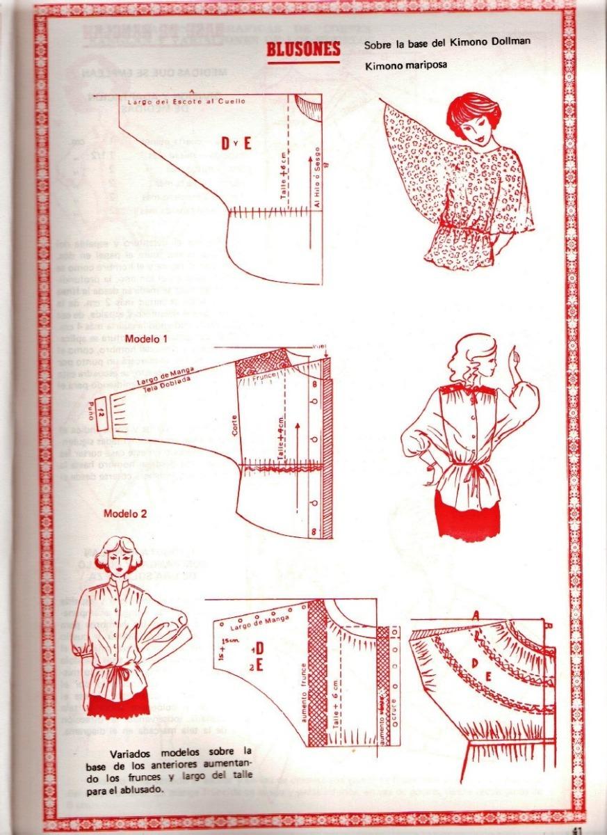 Libro De Costura Maria Teresa Queirolo - S/ 10,00 en Mercado Libre