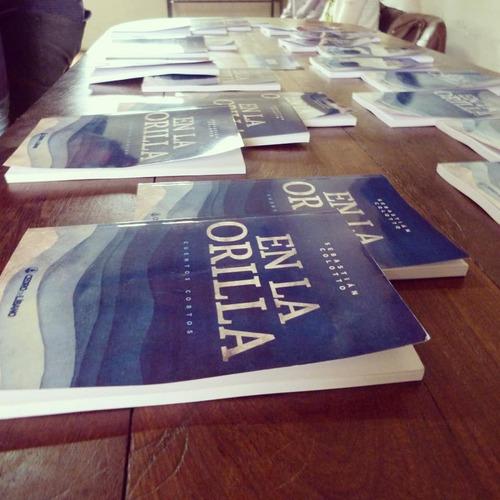 libro de cuentos cortos  en la orilla