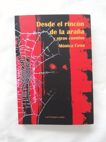 libro de cuentos terror/ susp  desde el rincón de la araña