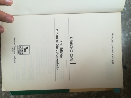 libro de derecho
