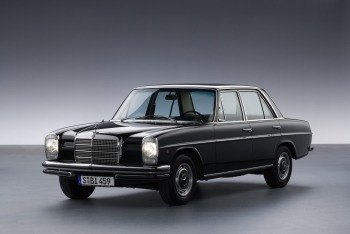 libro de despiece mercedes benz 220, 1968-1976