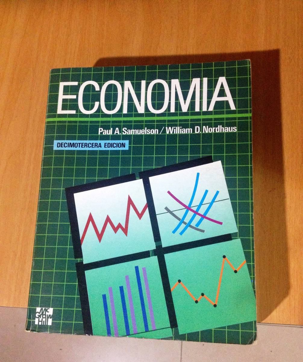 Libro De Economia Paul A. Samuelson Y William D Nordhaus - Bs. 20,00 En Mercado Libre  @tataya.com.mx