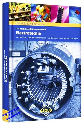 libro de electrotecnia (electridad y electronica)