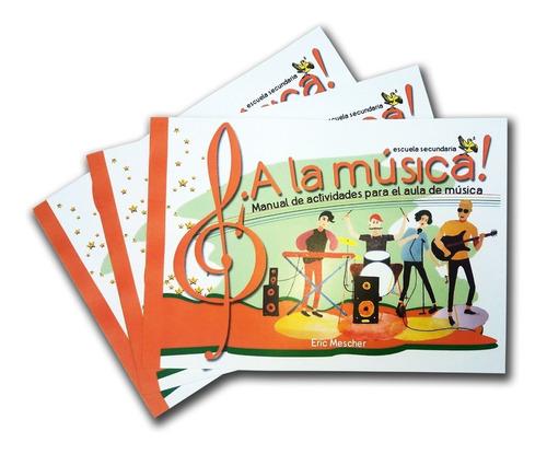 libro de enseñanza musical-secundaria