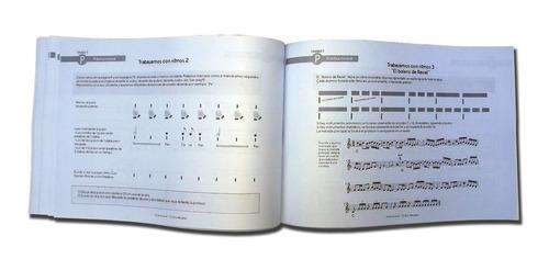 libro de enseñanza musical-secundaria + naipes musicales