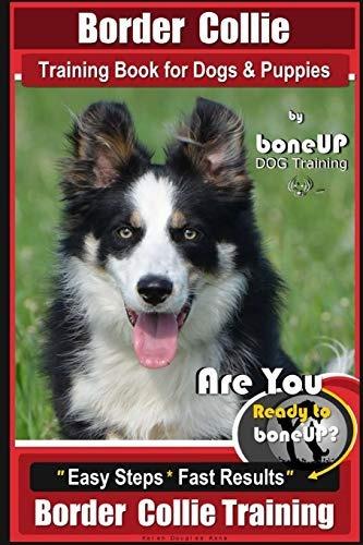 libro de entrenamiento de border collie para perros y cac