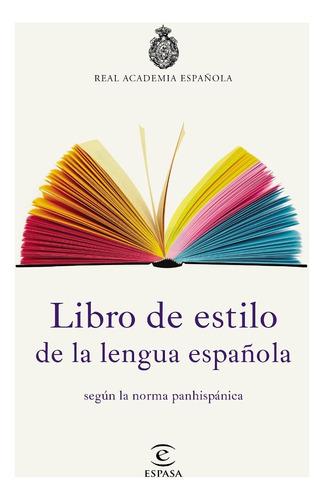 libro de estilo de la lengua española - real a. española