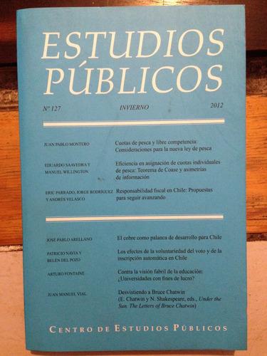 libro de estudios públicos