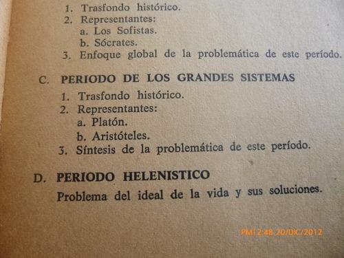 libro de filosofia 4 medio 1977 bruno rychlowski (r776