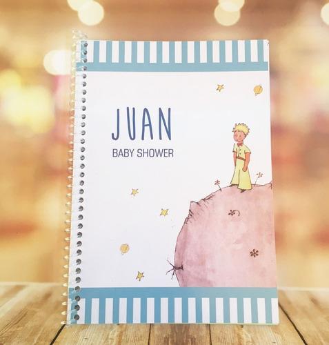 libro de firmas personalizado - cumpleaños