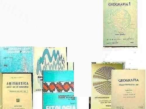 libro de  física geografía fitología biología