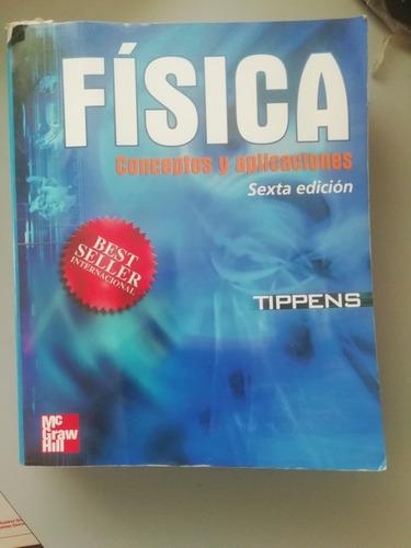 libro de física tippens sexta edición