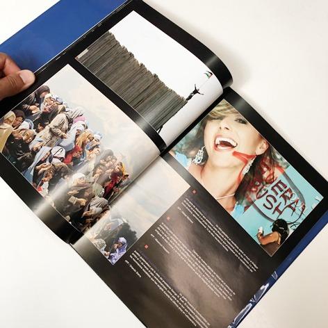 libro de fotoperiodismo foto el año en imagenes 2007