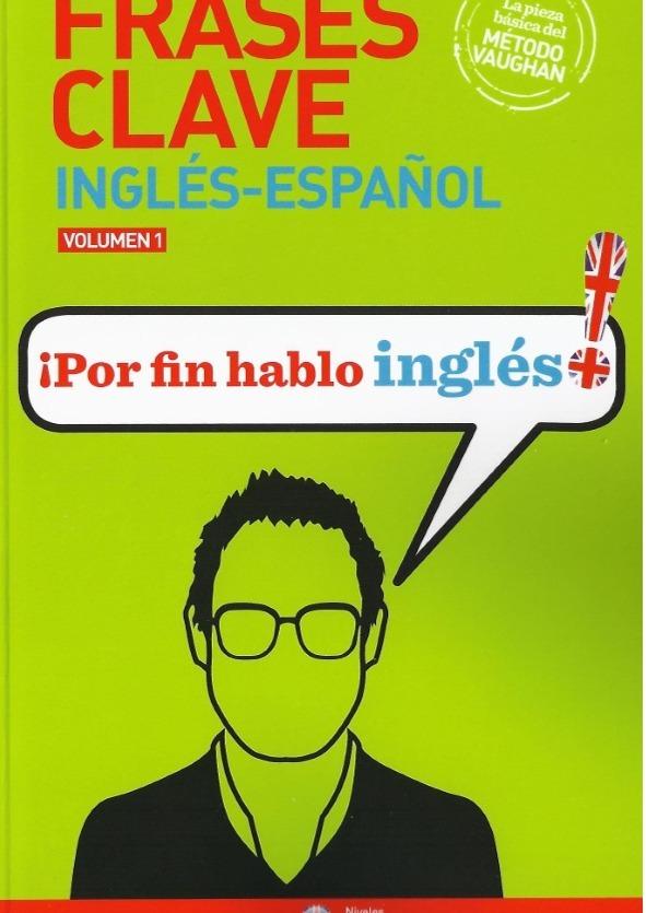 Libro De Frases En Inglés Para Empezar A Hablarlo Vaughan S 500