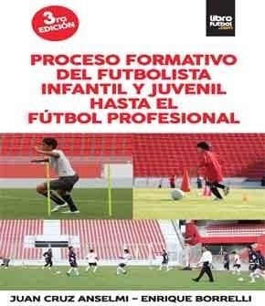 libro de fútbol: proceso formativo del futbolista