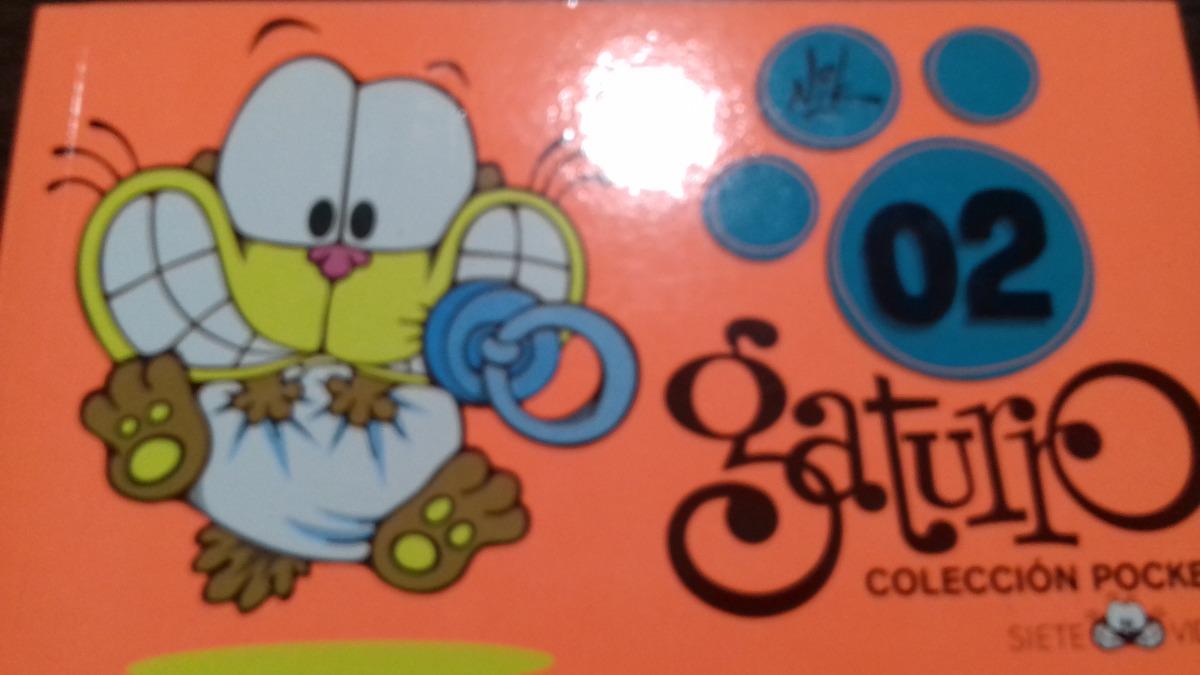 982a7a76e7e71 Libro De Gaturro Coleccion Pocket Nro 02 -   95