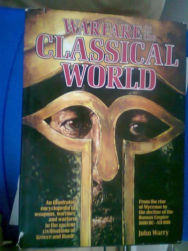 libro de guerra en ingles warfare in the classical world