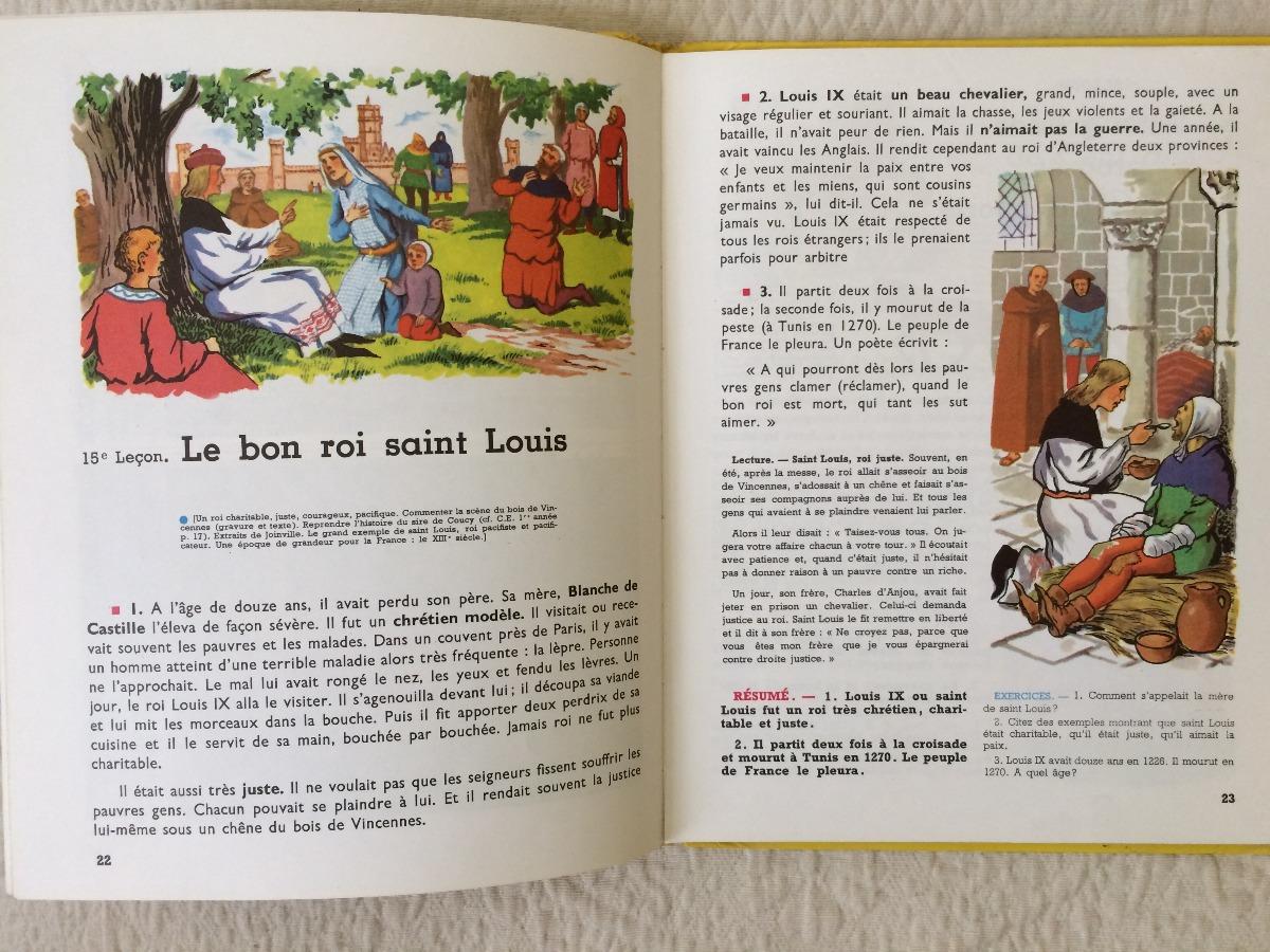 Libro De Historia Francesa Histoire De France Chaulanges 50000