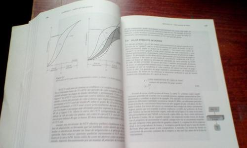 libro de ingeniería económica anthony tarquin