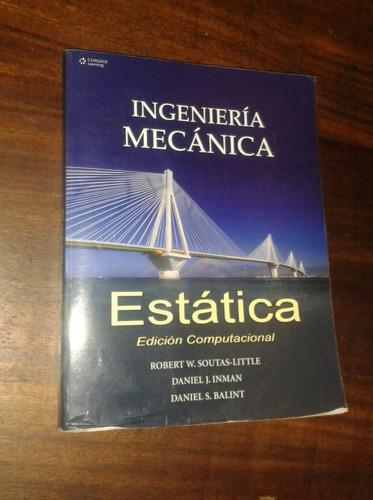 libro de ingeniería mecánica estática
