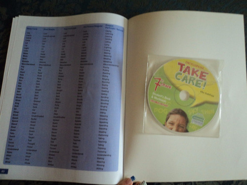 libro de inglés 7mo grado romor con cd