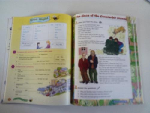 libro de ingles beeline 4 (students book y workbook)