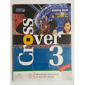 Libro De Ingles Cross Over 3