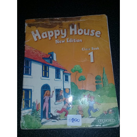 Libro De Ingles Happy House 1