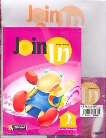 libro de ingles join editorial richmond