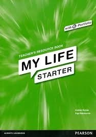 libro de ingles my life, starter, 1 y 2 - teacher´s book