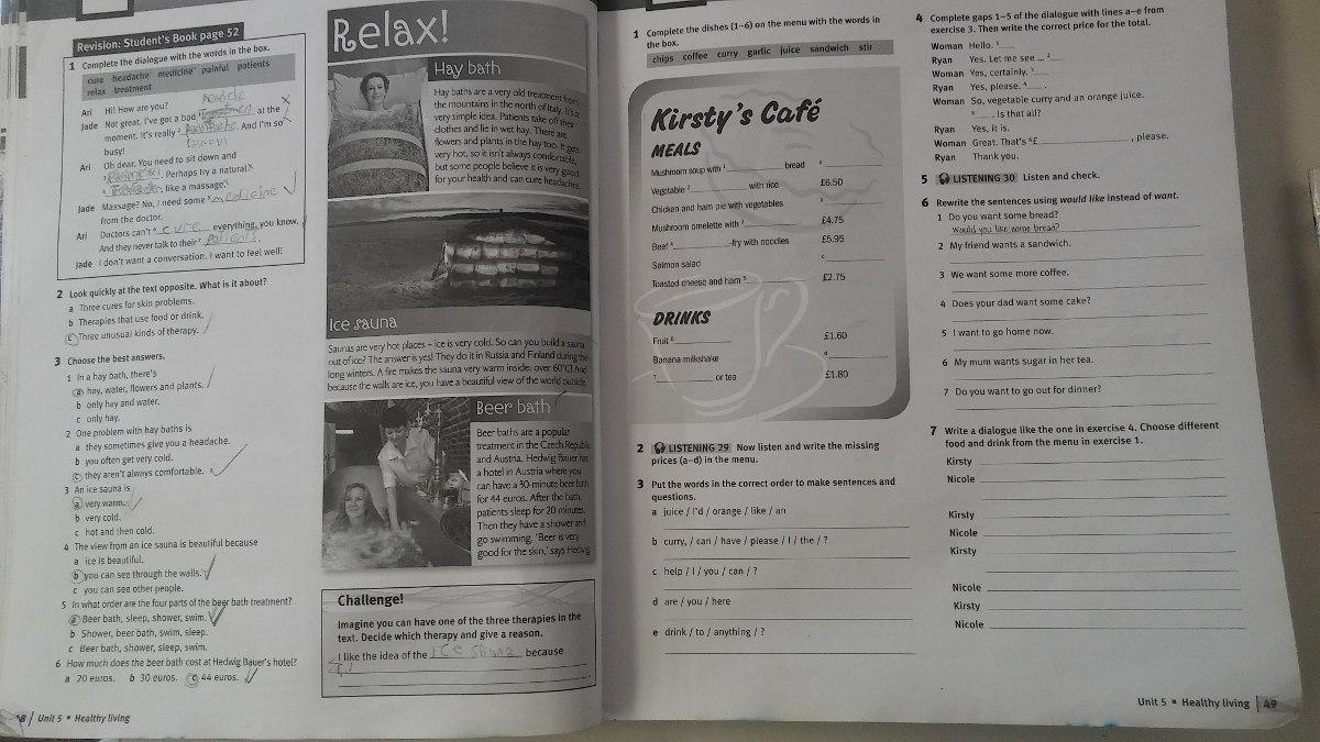 Libro De Ingles ,solutions 2 Elementary Workbook - $ 150,00 en ...