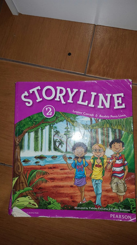 libro de ingles storyline2