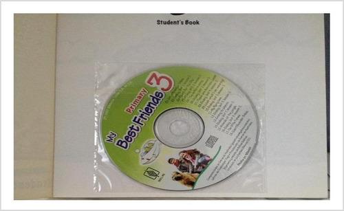 libro de inglés trillas my best friends 3 con cd