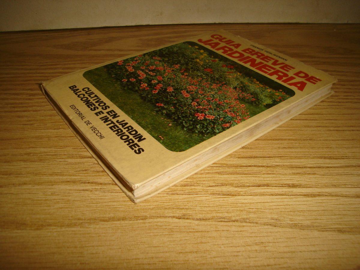 Libro de jardiner a cultivo en jard n balcones e for Libros de jardineria