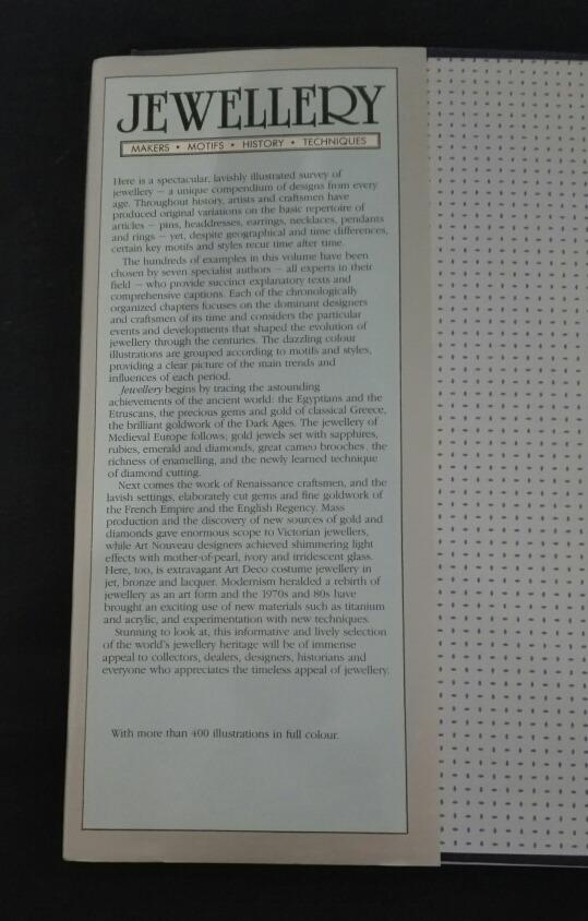 e76a06f75888 Libro De Joyeria En Ingles. -   780.00 en Mercado Libre