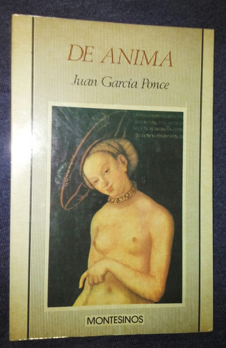 libro de juan garcía ponce