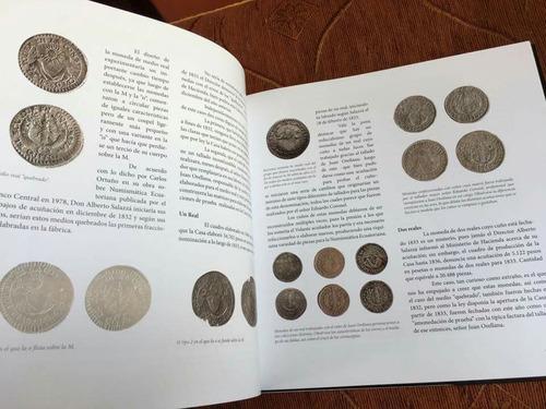 libro de la moneda ecuatoriana firmado por melvin hoyos