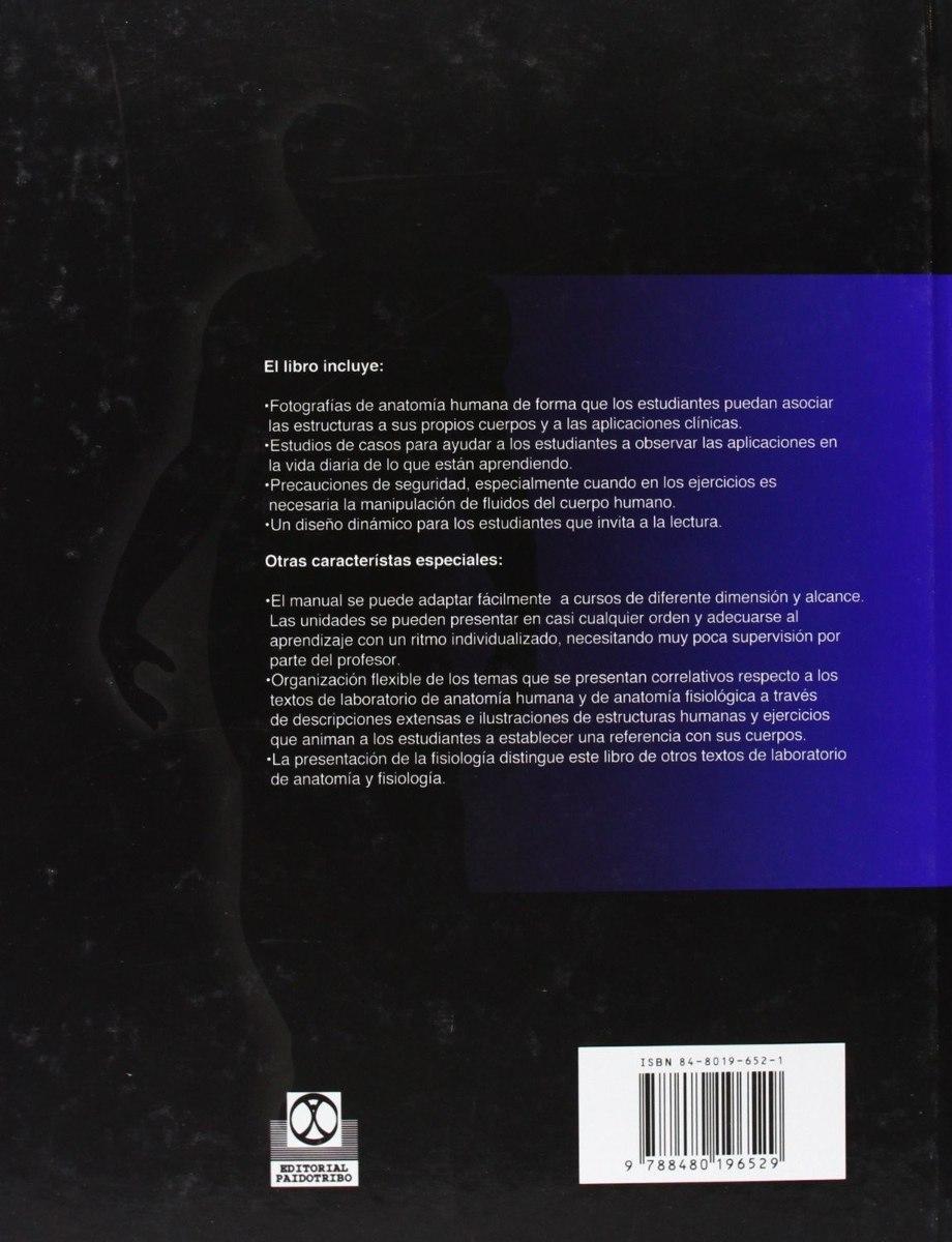 Libro De Laborat De Anatomia Y Fisiologia Donersberger (pai ...