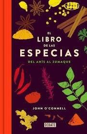 libro de las especias, el - john o'connell