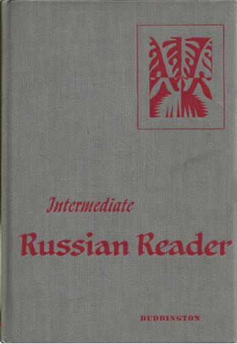 libro de lectura en ruso para nivel medio.