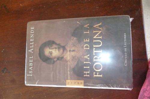 libro de lectura hija de la fortuna