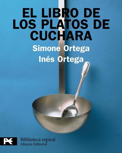 libro de los platos de cuchara el de ortega simone ortega in